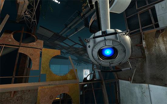 Читы и коды бессмертия на Portal 2