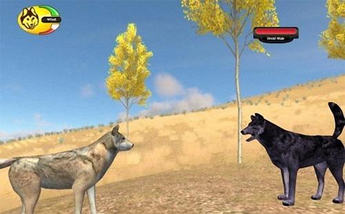 волк игра скачать