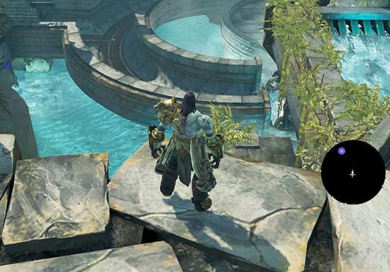 Прохождение Darksiders 2: Восстановить Слёзы гор
