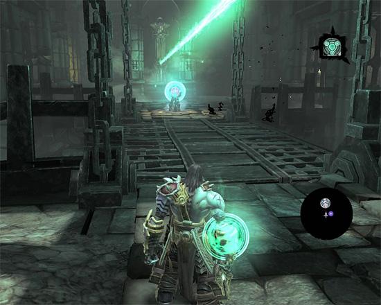 Пройти Вершитель в Darksiders 2