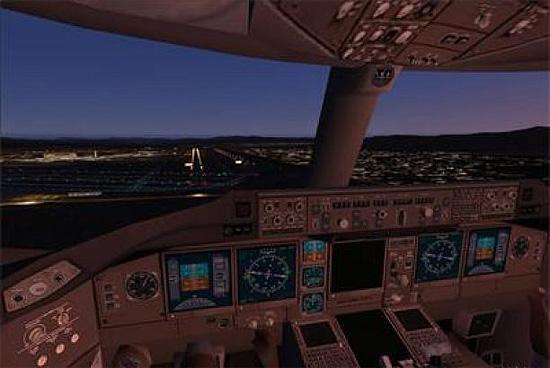 Играть в симулятор самолета