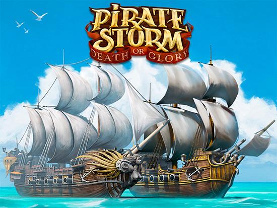 Pirate Storm лого
